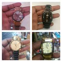 Brand New and Original Rado watches for both Men and women in designs