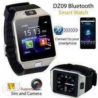 Gold,silver and black DZ09 Smartwatches on offer