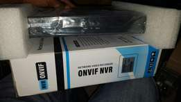 4 PORT full POE cctv Nvr for sale