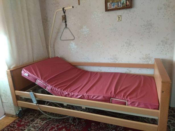 łóżko Rehabilitacyjne Z Materacem 100 Zł Za Miesiąc