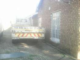 Truck hire ,bloomsloping and Rubble removal