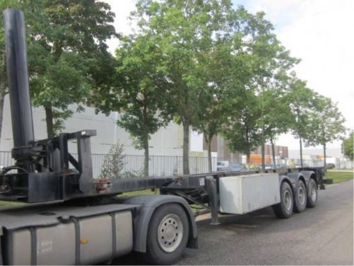 CONTAINER CHASSIS PNO - 1986