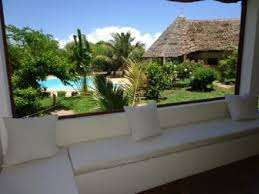 Cottage to let in Diani Beach.