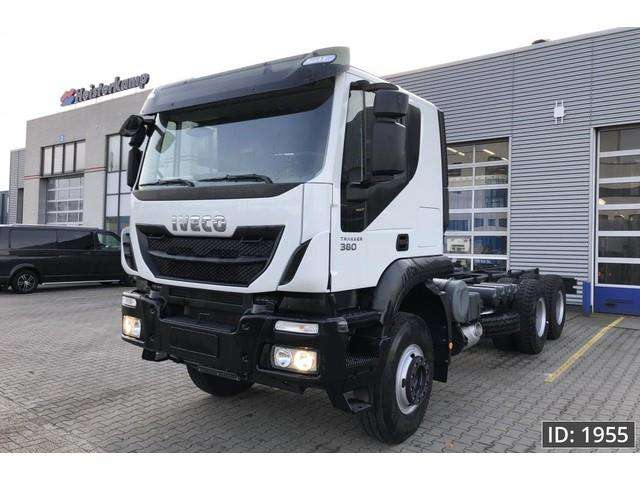 Iveco Stralis At380t38 Active Day, Euro 3, New Truck!! P - 2019