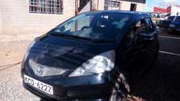 Honda Fit KCD