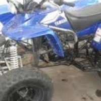 Yamaha Blaster 200 '99 stripping for spares