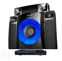 3.1 Polystar Home Theatre with Bluetooth
