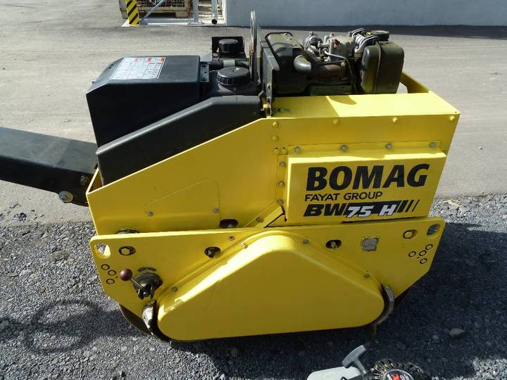BOMAG Bw 75 H - 2013