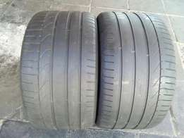 305/30/20 pirelli tyres for sell