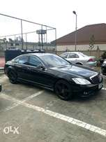 First body 2008 S550 BENZ - 5.8m