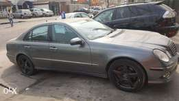 Foreign Used 2009 Mercedes Benz E350