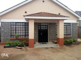 An executive 3 bedroom Bungalow in Thika,Ngoingwa 500mtrs off ThikaRd