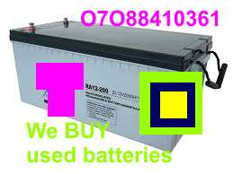 Buying Batteries in Ojodu Berger