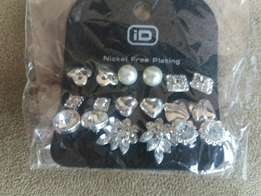 Earings.ring sets.chains R50 each