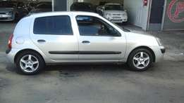 2007 Renault clio 1.4 for sale at R47000