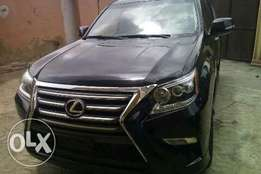Distress sale Direct tokunbo lexus gx 460.