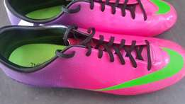 Nike Mecurial Soccer Boots Size 10