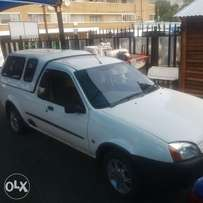 2006 Ford Bantam 1.3i Canopy Low km Clean