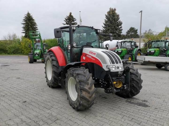 Steyr 4095 Multi - 2014