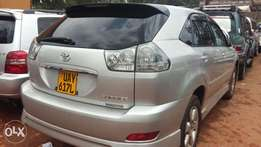 Toyota Harrier kawuundo UAY 2004 model
