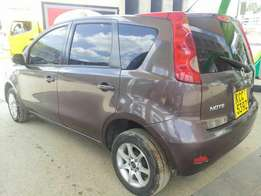 Nissan note in good condition