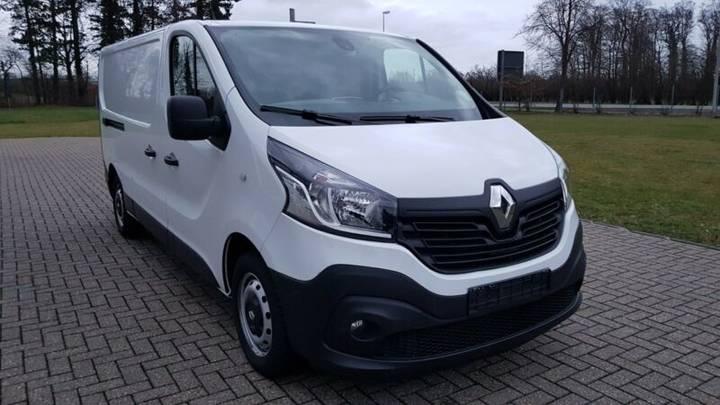 Renault Trafic Kasten 1.6 dCi 145 L2H1 2,9t Komfort - 2018