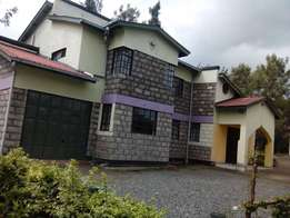6-bedroomed mansion sold at Ongata Rongai, Nkoroi for 19 million