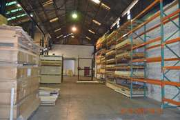 633m² Double Volume WH / Distribution Centre - off Beach Rd Woodstock