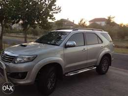 2013 Toyota Fortuner 3.0 D-4D Automatic RB Limited