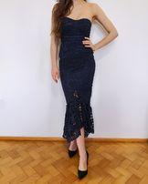 Sukienka Syrenka Xs OLX.pl