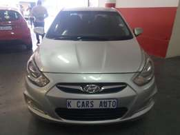 2014 Hyundai Accent 1.6 6 Gears with 90000Km