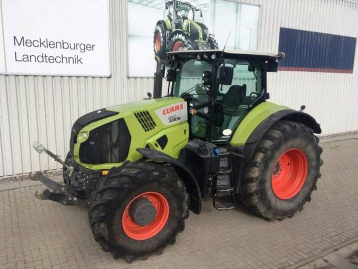 Claas axion 830 cmatic - 2015