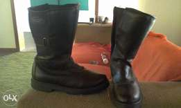 Bike boots for sale. SQ make waterproof size 10.