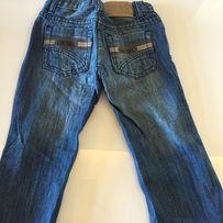 2f2b8d3122afb Spodnie Jeansowe Diesel - rozmiar 116