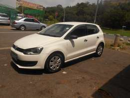 Excellent condition, 2012 VW Polo 6 1.4 Hatch for sale