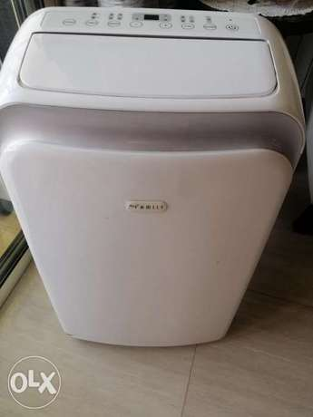 Ac portable 12000btu used 6months very good condition