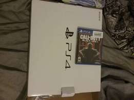1tb ps4 Limited edition black cops lll