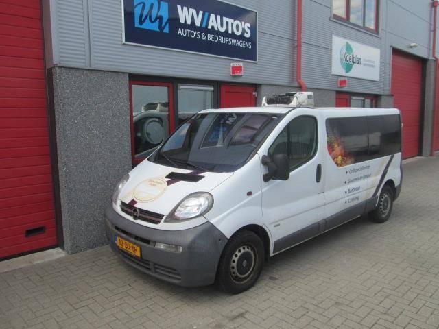 Opel Vivaro 1.9 DTI L2 H1 koel/vries airco motor defec - 2003