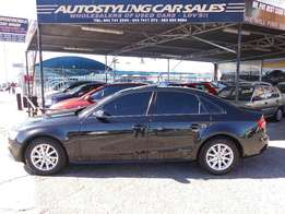 Autostyling Car Sales-East London-2012 Audi A4 1.8T Facelift - Bargain