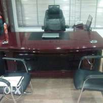 Complete Executive Office Table