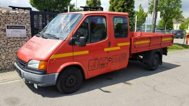 Ford Transit Doka 6 Sitze Ahk - 1992