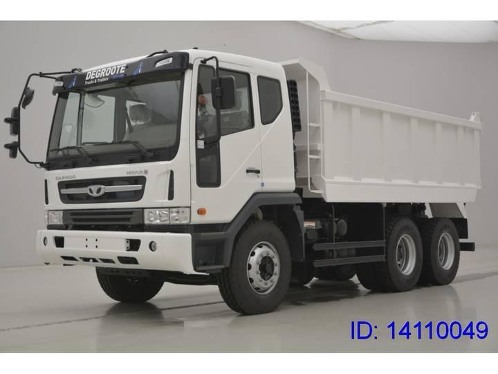 Daewoo K4DEF - 6x4 - 2015