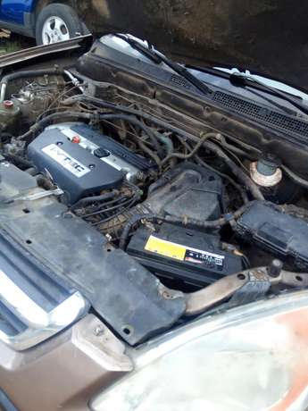 Niger neatly used Honda Crv jeep with air condition cooling. Isolo - image 5