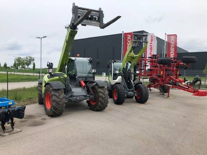 Claas scorpion 741 trend - 2018