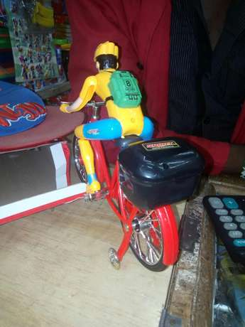 Toyshop_toy bicycle Kiambu Town - image 1
