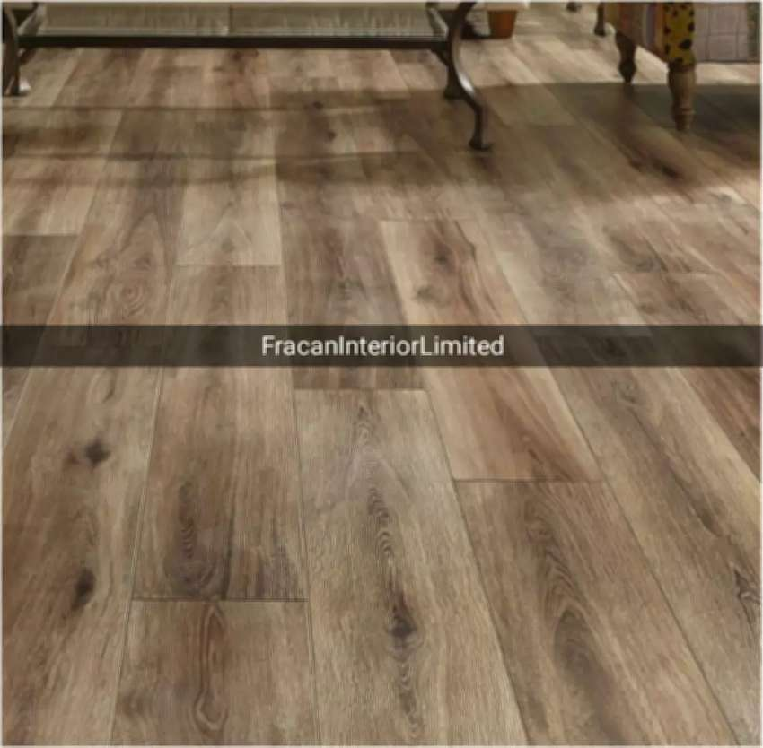 Laminate Wooden Floor Free Installation Within Abuja Abuja