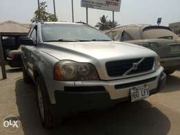 Volvo XC90 2005 Tokunbo ready to sale