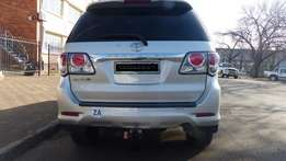 2012 Toyota Fortuner 3,0 D4D Auto as new