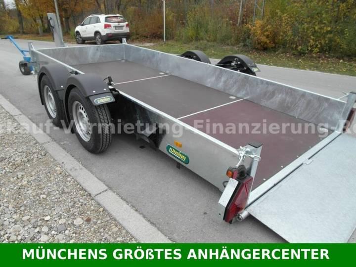 Unsinn GTAS 3,5t. E- Absenker-Maschinentransporter