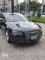 AUDI A8 2013 Super charged Engine